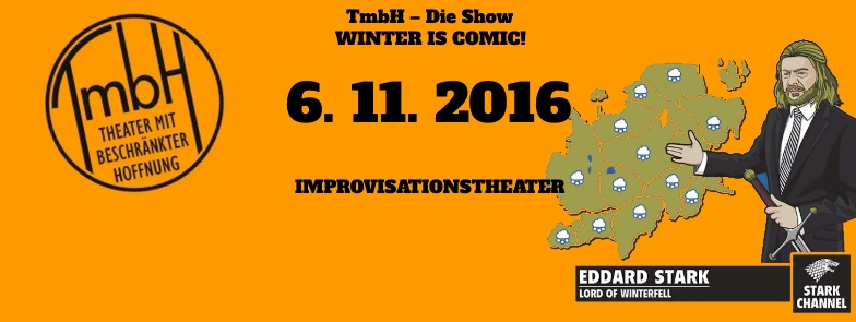 TmbH - Die Show (Improvisationstheater): Winter is comic!