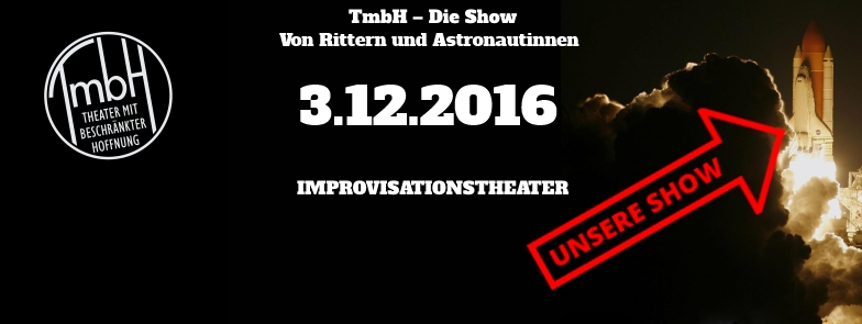 TmbH - Die Show am 3.12.2016 in Amriswil